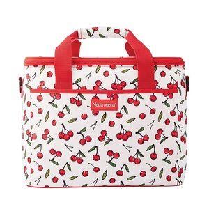 NWT Cherry Print Cooler Bag